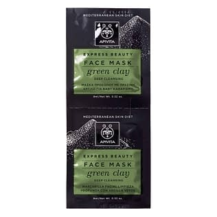 Apivita Express Beauty Mask with Green Clay