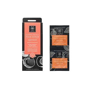 Apivita Express Beauty Face Scrub Apricot