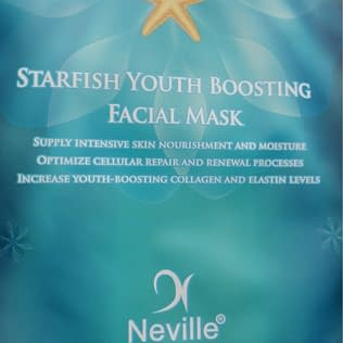 Neville Starfish Youth Boosting Facial Mask