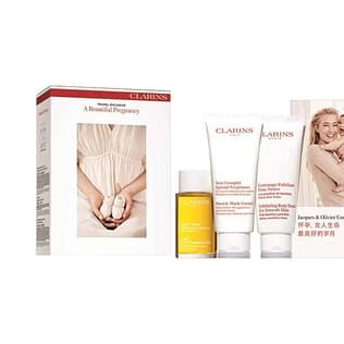 Clarins Body Beautiful Pregnancy