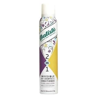 Batiste 2 in 1 Dry Shampoo & Conditioner – Vanilla & Passion Flower