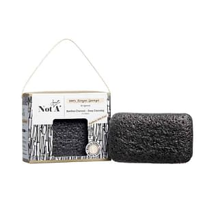 Not Just A Body Sponge – Bamboo Charcoal