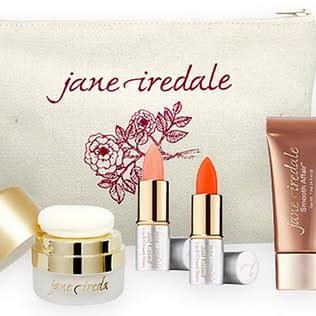 Jane Iredale Foundation Gift Bag Christmas Set