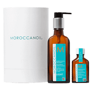 Moroccanoil Home & Travel Duo – Light