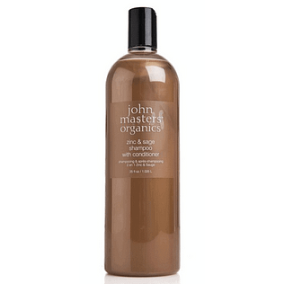 JMO Zinc & Sage Shampoo with Conditioner