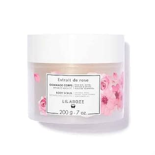 Lilaroze De Rose Body Scrub
