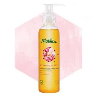 Melvita Nectar Roses Milky Cleansing Oil
