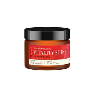 Phenome VITALITY SHINE Mousse Mask