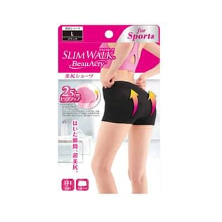 Slim Walk Compression Shorts For Sports