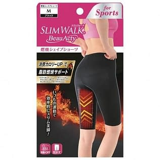 Slim Walk Compression Knee Short For Sports