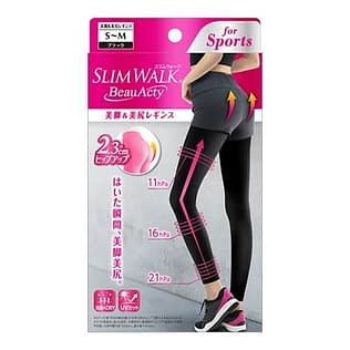 Slim Walk Leggings For Sports