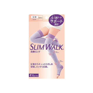 Slim Walk Socks For Night