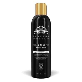 TJK Clean Shampoo Amber Rose