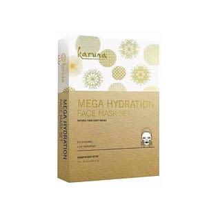 Karuna Mega Hydration Face Mask Set