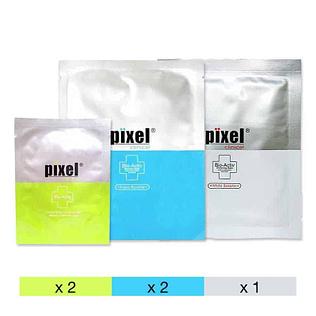 Pixel Mask Set B (B2W1E2)