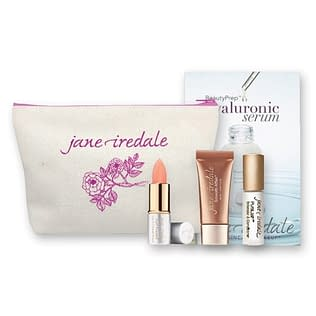 Jane Iredale Promo Gift Bag Set