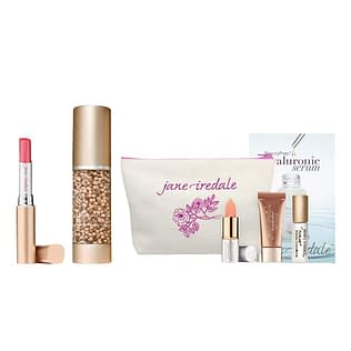 Jane Iredale Liquid Foundation + PureMoist Lip Stick Set