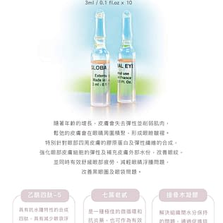 Lipodermis Global Eye Ampoule
