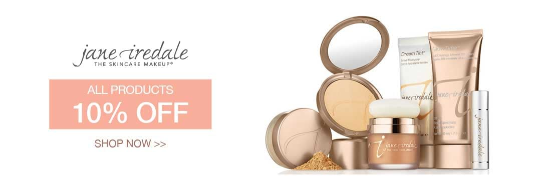 Jane Iredale Banner Promo Page Eng