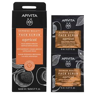 Apivita Express Beauty Face Scrub Apricot