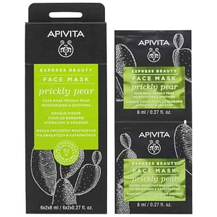 Apivita Express Beauty Mask With Prickly Pear
