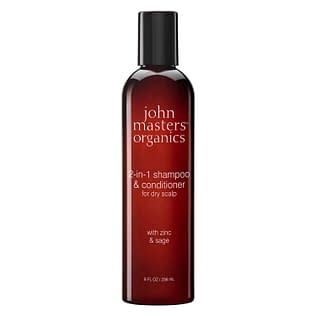 JMO Zinc & Sage Shampoo with Conditioner