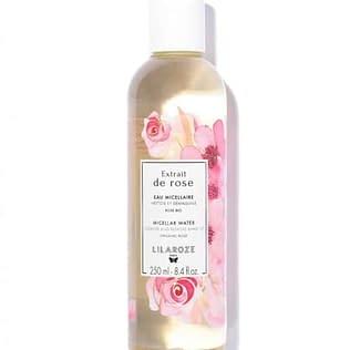 Lilaroze 玫瑰精華卸妝水