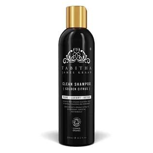 TJK Clean Shampoo Golden Citrus
