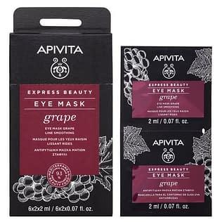 Apivita Express Beauty Eye Mask with Grape