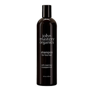 JMO Shampoo for Fine Hair With Rosemary & Peppermint