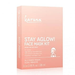 Karuna Stay Aglow Face Mask Kit