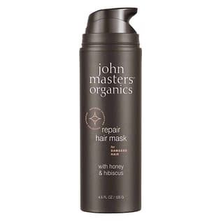 JMO Repair Hair Mask for Damaged Hair with Honey & Hibiscus