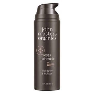 JMO Repair Hair Mask for Damaged Hair with Honey & Hibiscus