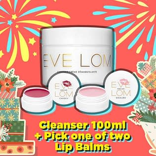 Eve Lom Cleanser Set (web)