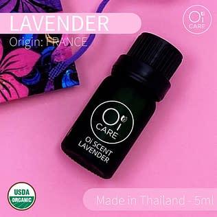 Oi CARE Oi SCENT Organic Essential Oil – Lavender