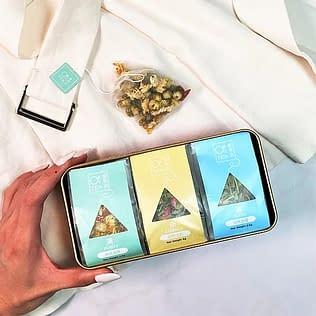 Oi CARE Oi TEA Botanical Tea – Day Pack