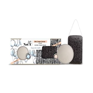 Not Just A Face & Body Sponge Set – Face to Sole