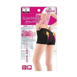 Slim Walk Compression Shorts For Sports