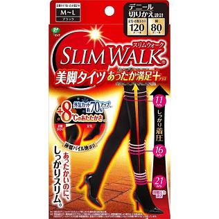 Slim Walk Warm Processing Tight Waist