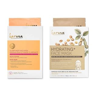 Karuna Holiday Set III (Hydrating Mask 4pcs + Brightening Mask 4pcs)